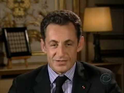CBS 60 Minutes 2007-10-28 - Segment on Sarkozy (Pt.2)