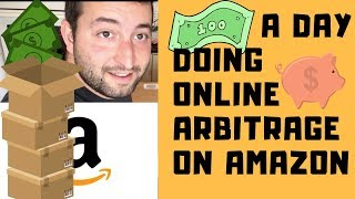 How To Make £100 Day Doing Amazon FBA Online Arbitrage (2019)