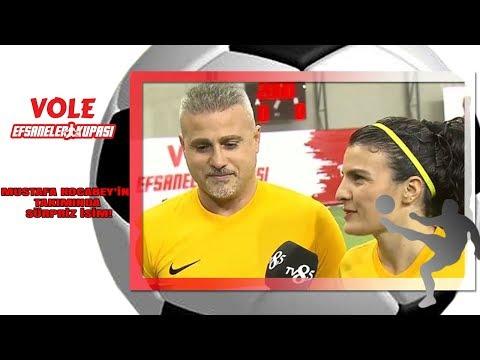 Vole Efsaneler Kupası | Mustafa Kocabey'in takımında sürpriz isim!