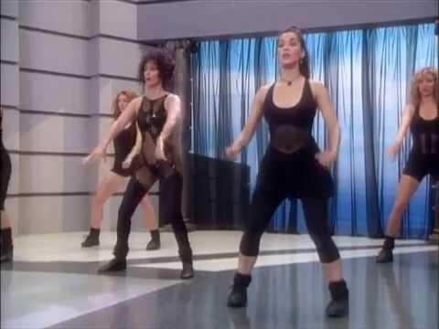 CHER FITNESS - Hot dance