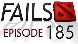 Dota 2 Fails of the Week - Ep. 185