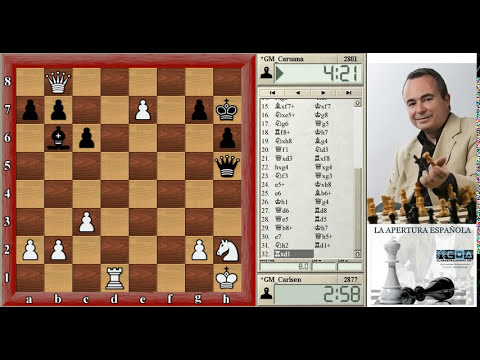 Magnus CARLSEN pierde! contra Fabiano CARUANA - Copa Sinquefield 2014