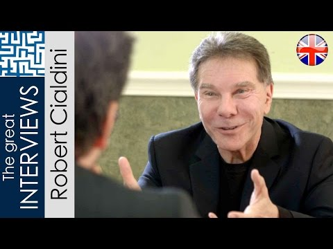 How to sell - The first rule of selling by Robert Cialdini