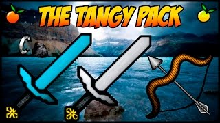 ★ The Tangy Minecraft PVP TexturePack ★