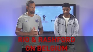 RIO & RASHFORD… ON BELGIUM