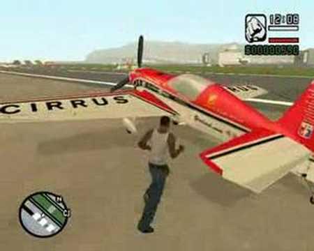 GTA Sa Planes,Boats n' Heli's