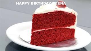 Veena like Weena   Cakes Pasteles - Happy Birthday