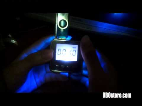 Flash Blinking Light Transparent MP3 Player and Speaker For IPod IPhone 5 Micro TF