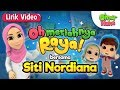 Siti Nordiana x Omar & Hana | Oh Meriahnya Raya! | Lirik Video
