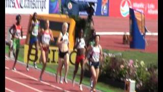 IAAF World Junior Championships Moncton 2010 -  800m semifinale women heat 3 - Corinna Harrer