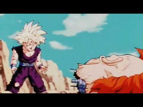 A Morte Do Android 16 Causa A Fria De Gohan, O Primeiro Ssj2  Dragon Ball Z  Hd video