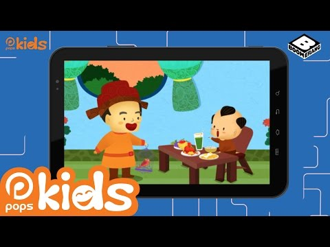 POPS Kids TV - Video cho bé APK Cover