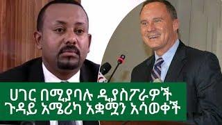 Ethiopia | About Ethiopian diaspora | VOA