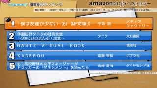 Amazon.co.jpベストセラー