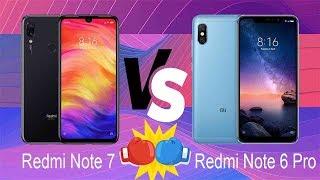 Redmi Note 7 vs Redmi Note 6 Pro Comparison Specifications & Opinion In Hindi