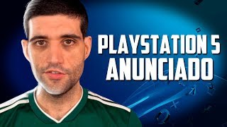 Playstation 5 ANUNCIADO OFICIALMENTE, A Nova Geração e novas informações