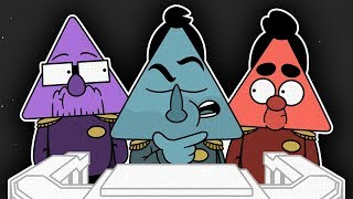 WE NEED SPACE WAR | Triforce Animated
