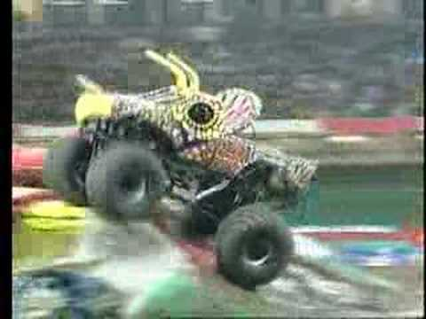 Monster Jam - World Finals 2008 - Save of the Year Award Monster Truck Nominees Music Videos