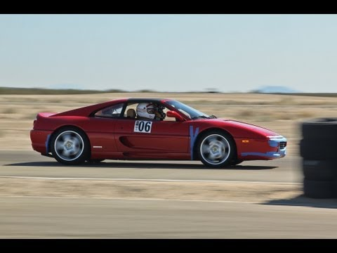 On The Track - Ferrari 355 Gts video