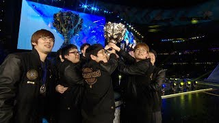 2017 World Championship Moments and Memories
