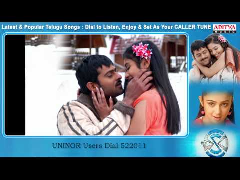 Chakram Songs With Lyrics - Oke Oka Maata  Song video