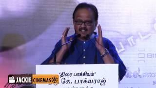 sp balasubramaniam humorous  Speech about director BhagyaRaj  and bharathiraja
