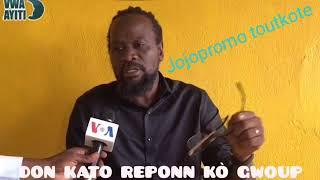 VIDEO: Senateur Don Kato di Core Group: Pran Jovenel, ale lakay nou, mete l dirije
