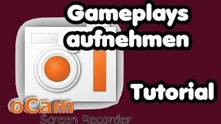 Gameplays aufnehmen am PC KOSTENLOS mit Ocam | kostenloses Aufnahmeprogramm | QuickTipp