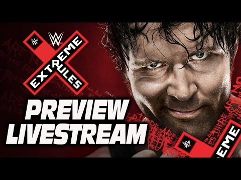 WWE Extreme Rules 2016 PPV KickOff LIVESTREAM