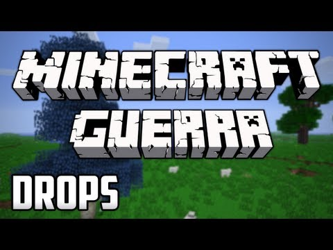 Minecraft Guerra Drops Power Tool