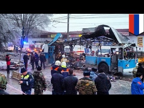 Volgograd bus blast: at least 15 killed, 23 wounded