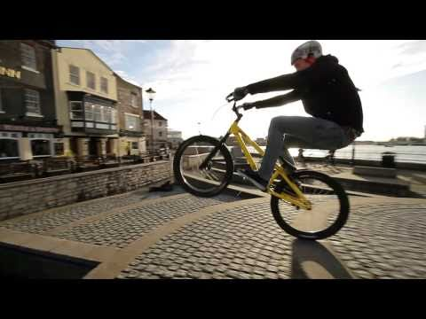 John Shrewsbury:  Inspired Element - Trials Tricks & Stunts