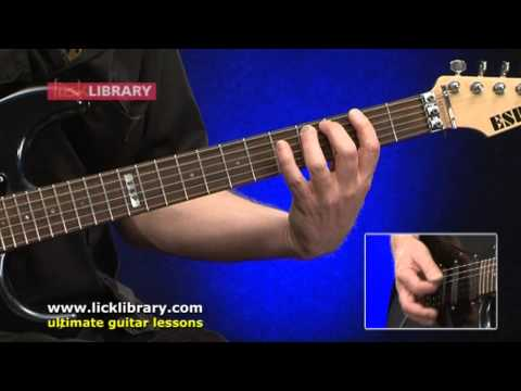 Buckethead - Buckethead Lesson 3 Examples 7 And 8
