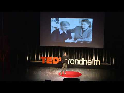 How your brain geo-tags new memories: Jonathan Whitlock at TEDxTrondheim