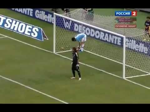 Argentina vs Brazil 4-3 All Goals - International Friendly HD.