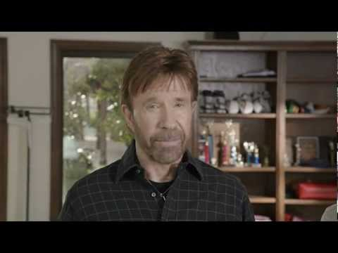 Chuck Norris' dire warning for America - 2012