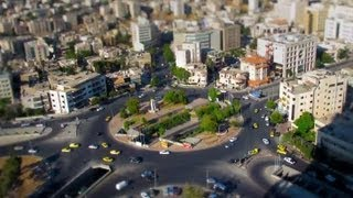 Amman Capital City of Jordan