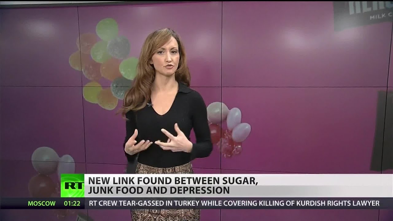 Ups-and-downs of sweets:  Study finds link between junk foods and mood