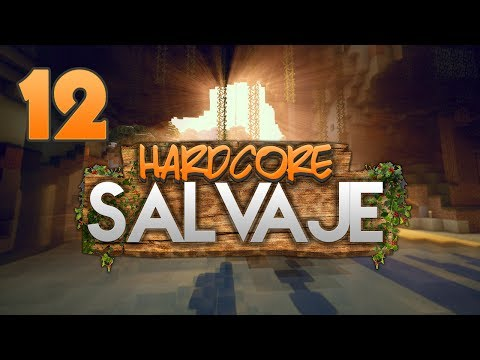 HARDCORE SALVAJE: LA MAYOR MINA! | Episodio 12 | MINECRAFT MODS SERIE