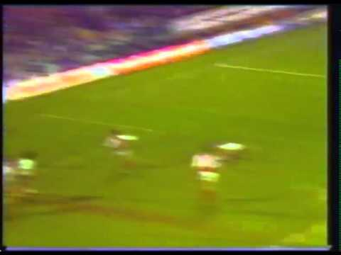 1988 - Derby 2 Arsenal 1 - Goal by Phil Gee - Radio Derby Commentary