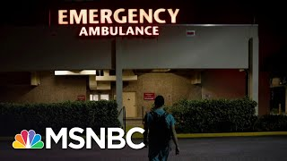 Florida Reports A Record Breaking 15,300 New Coronavirus Cases | MSNBC