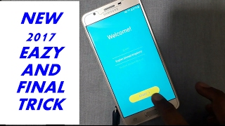 Samsung J7 Prime J7 J76 J2 J5 Google Verification NEW TRICK Google Lock Gmail Bypass Frp Eazy 100%
