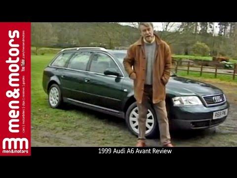 1999 Audi A6 Avant Review
