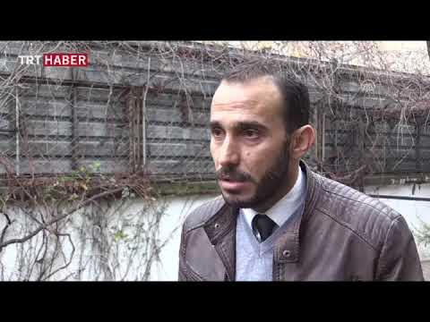 Suriyeli Yaser'den Zeytin Dalı Harekatı için dua