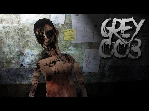 Let's Play Grey #003 [HD+] [Cam] - Puppenspiele