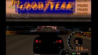 Gran Turismo 3 Arcade Mode Area E Deep Forest Reverse