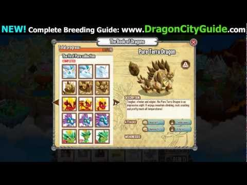 Dragon City All Dragons in The Book of Dragons Attacks and Weakness Review