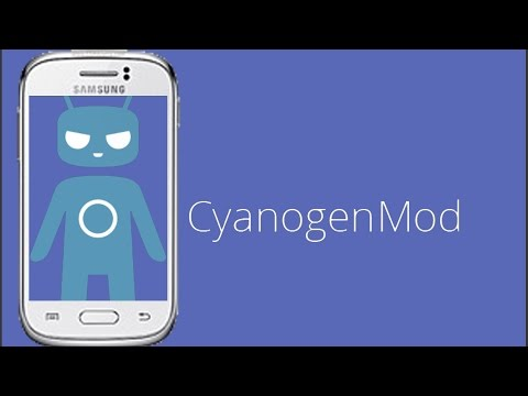 How to install 4.4 kitkat (Cyanogenmod 11) on Samsung Galaxy Young