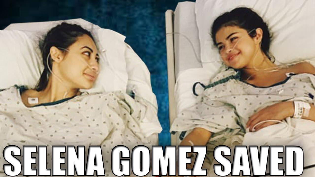 Selena Gomez's Life Saved By Kidney Transplant