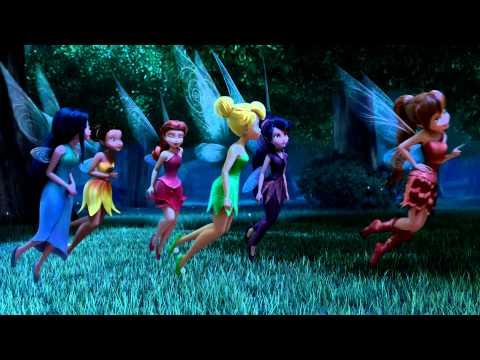 Tinker Bell y la Bestia de Nunca Jamás: Las hadas conocen a Gruff